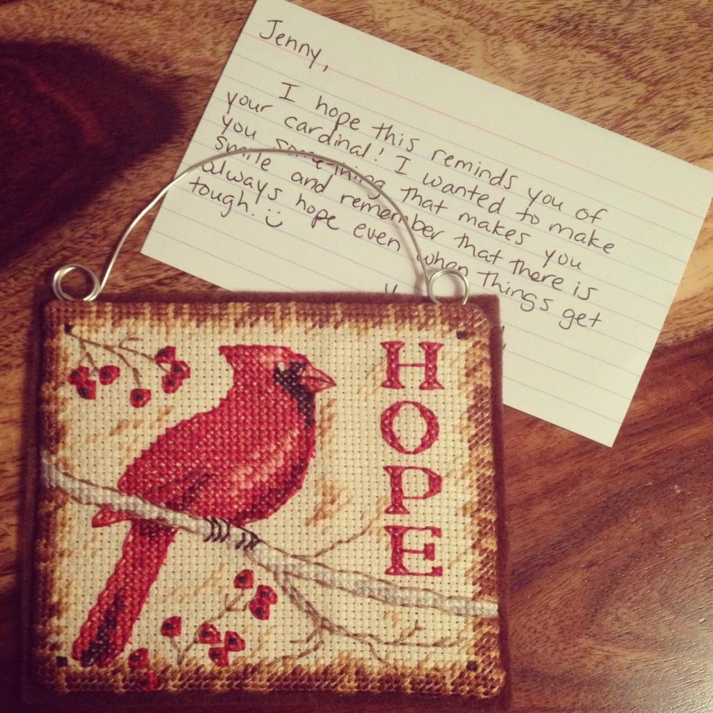 Hope Cardinal
