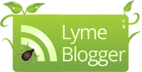 Lyme Blogger Badge
